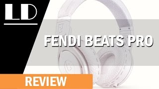 Fendi x beats by Dre Pro Unboxing and Review(, 2015-12-24T15:15:58.000Z)