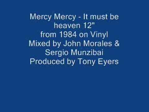 Mercy Mercy - It must be heaven 12