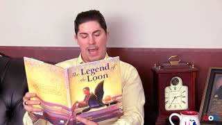 Sen. MacDonald Celebrates Reading Month:
