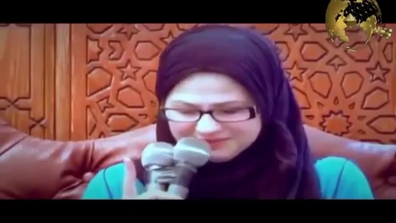 قلب صاف و چشم پر اشک | اسلام آوردن خانم فرانسوی