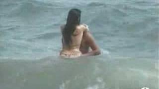 paz vega tanga playa