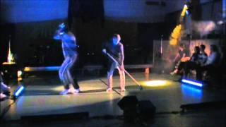 Vårshow i Skärgårdsstadsskolan Billie Jean remix Punjabi Mc.wmv