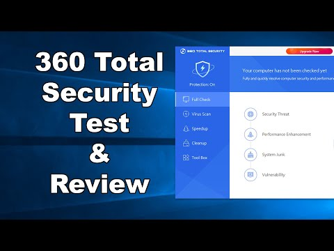 360 Total Security FREE Antivirus Test & Review 2019 - Antivirus Security Review