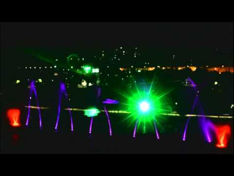 OASE | Fountain Technology - Fuentes Europa Parque | Madrid, Spain