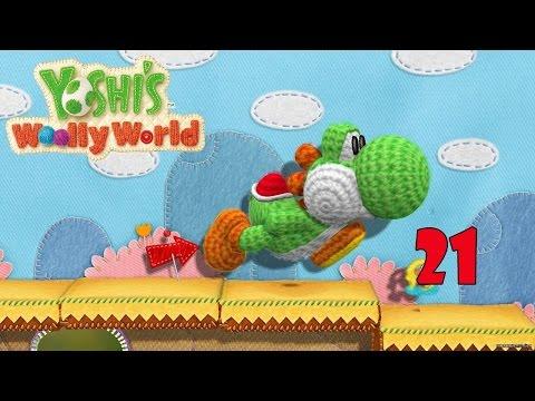 Yoshi´s Woolly World Español cap21 Cooperando con Mesut