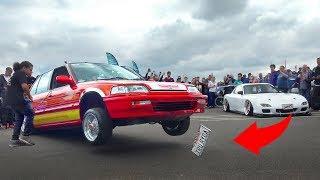 This Civic Started TWERKING At The Show!