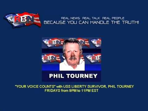"""Your Voice Counts"" with Phil Tourney 09-07-2012"