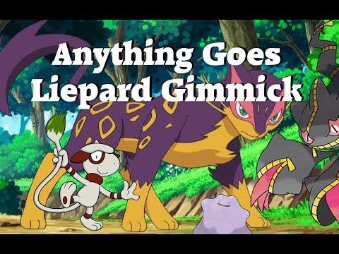 Pokemon Gimmick #19: Sporecat