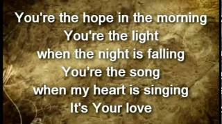 Your Love_Brandon Heath.mpg
