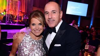 Katie Couric Speaks Out on Matt Lauer's 'Painful' Firing from 'Today'