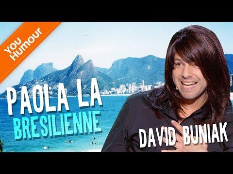 DAVID BUNIAK - Paola la Brésilienne