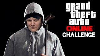 Wo ist der HALUNKE bloß? | GTA Online Challenge
