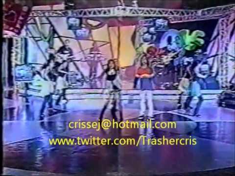Sandy & Junior- Como um flash (Sandy & Junior Show Tv manchete)