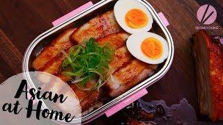 BENTO BOX Pork Belly Chashu