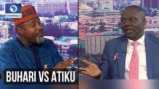 Afegbua, Salisu Argue Over Tribunal's Verdict