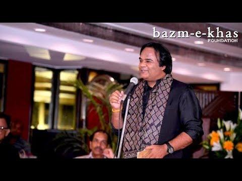 Alok Srivastava   Mushaira At Delhi   Bazm E Khas
