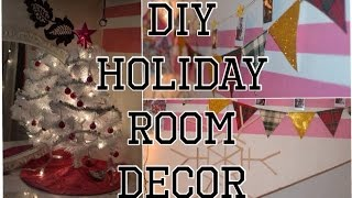DIY- Holiday Room Decor 2014 [HD] Thumbnail