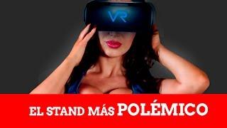 E3 2016 - El polémico stand de Naughty America