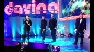 Westlife - Amazing - Davina - Part 1 of 2 - February 2006 MP3