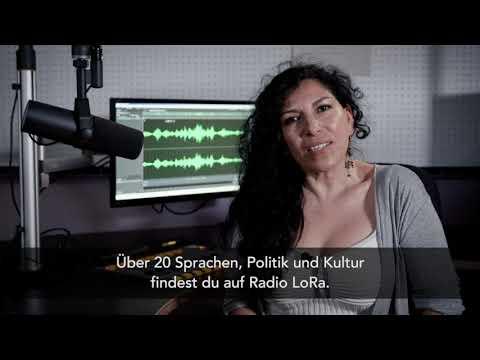 LoRa - das freie Radio von Zürich