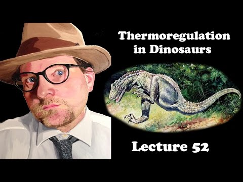 Lecture 52 Thermoregulation in Dinosaurs