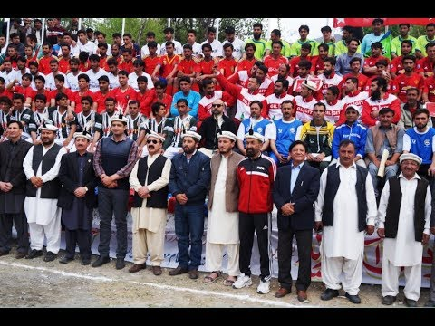 Inter Districts Football Tournament GB || Inaugural Ceremony || Usman Stadium Damas, Ghizer