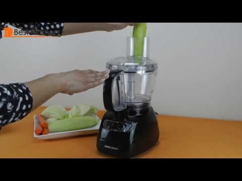 Black And Decker 8 Cup Food Processor Review