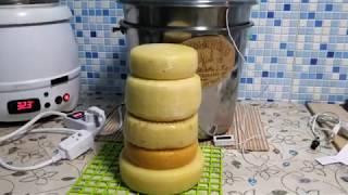 Как сделать творог из молока на сыворотке Вакуумирование Сыра и Латексное покрытие Домашний сыр