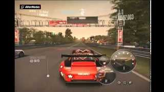Need For Speed Shift (Xbox 360)  HARD Sprint Race