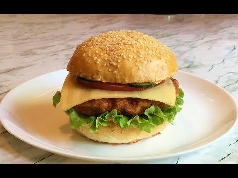 бургер как в кфс рецепт с фото
