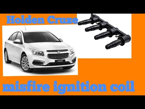 Holden Cruze Common Ignition Coil Failure Diagnosis