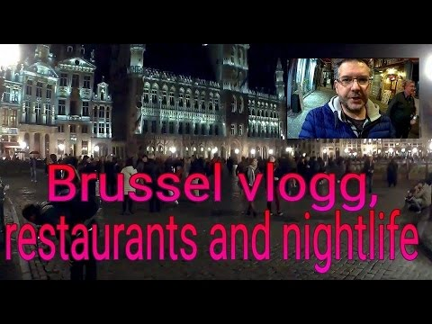 BRUSSELS VLOGG: BARS RESTAURANTS SHOPPING AND NIGHTLIFE - Dinosaur jr. live concert