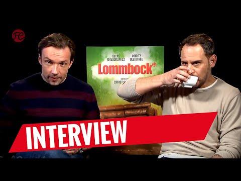 LOMMBOCK | Interview Moritz Bleibtreu und Lucas Gregorowicz | STEVIELEAKS | FredCarpet