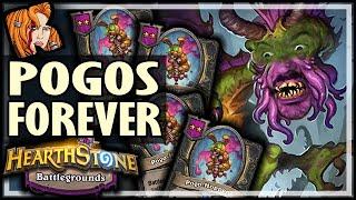 SHUDDERWOCK? POGOS FOREVER! - Hearthstone Battlegrounds