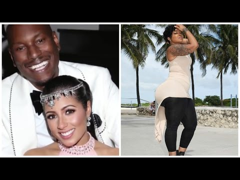 Tyrese Gibson Clowns Fake Women To Make New Wife Feel Secure in Marriage!
