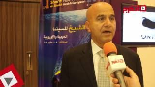 اتفرج| جمال زايدة : هناك دعم من وزارتي السياحة والثقافة لمهرجان شرم الشيخ
