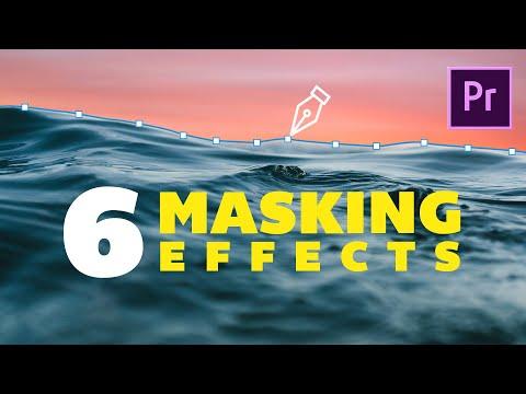 6 Creative Masking