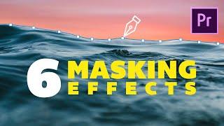 6 Creative Masking Effects in Adobe Premiere Pro