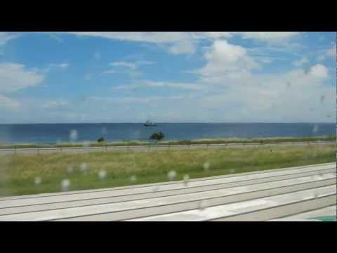 Our Airline Flight ON1 Nauru International Airport take off 2.5.12.mov