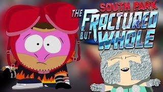 THE LEGEND OF TITHEAD PANTIFACE BEGINS | South Park: The Fractured But Whole [2]