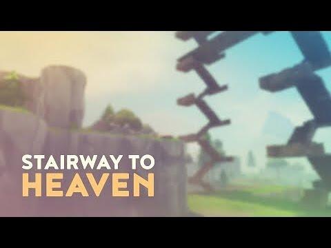 Stairway to Heaven  Fortnite Battle Royale