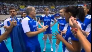 Unilever x SESI-SP - FINAL - Superliga Feminina 2013/2014