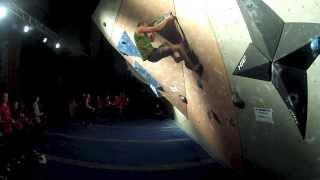 Nordic Bouldering Championships 2013 - Finals