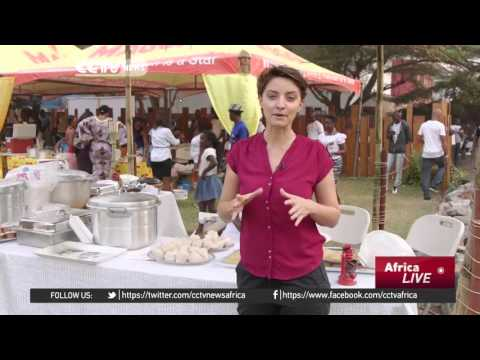 Food lovers gather to celebrate West Africa's best cuisine
