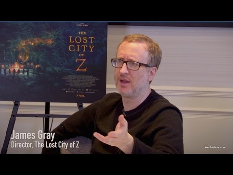 Director James Gray on The Lost City of Z