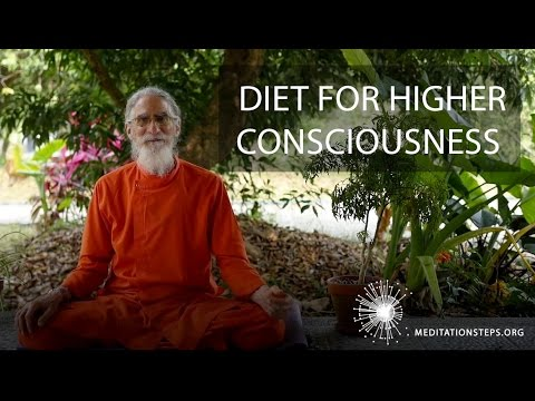 Diet for Higher Consciousness