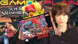 Smash Bros. Ultimate: Sakurai on Beating Street Fighter II as the Best-Selling Fighting Game Ever