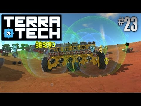 Terratech Hawkeye #23 New Terror Tech