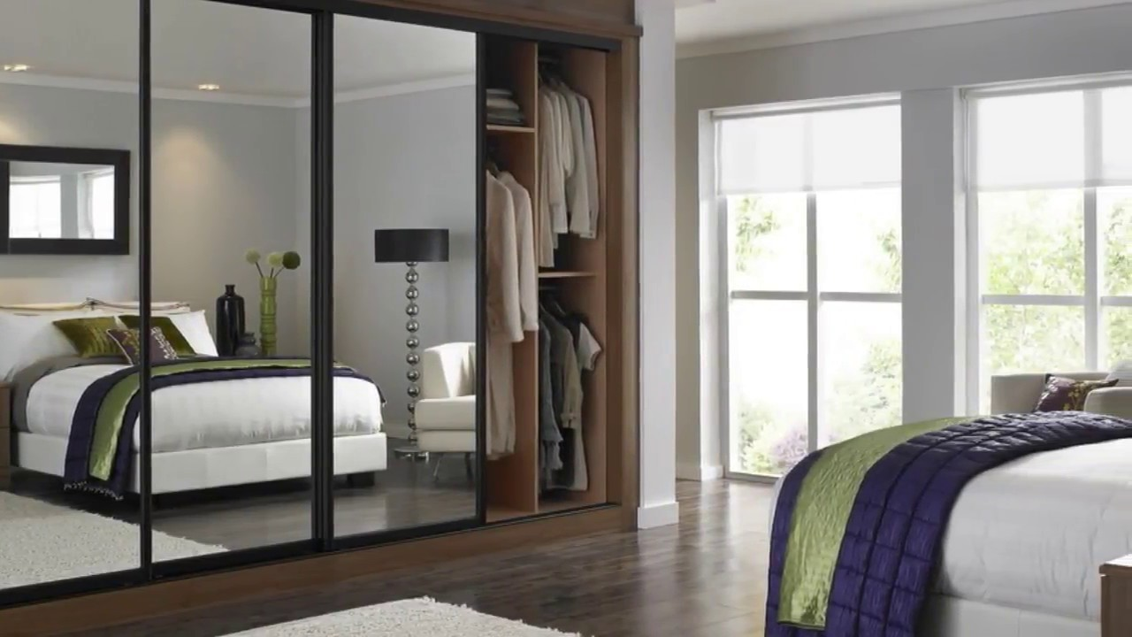 Wardrobe Designs for Small Bedroom Indian - YouTube