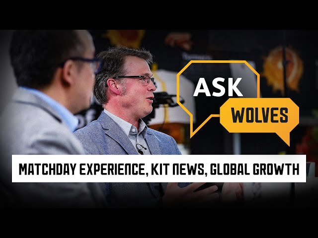 The club answers questions on sustainability, Wolves Women, fan growth | Ask Wolves pt. 3
